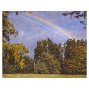 Other - Rainbow Post Hurricane Ophelia 2017 8X10 Print